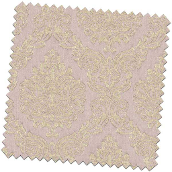 Bill Beaumont Amour Belle Lilac Fabric for made to measure roman blinds